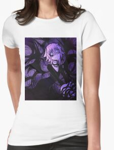 The Darkness Around Crona Womens Fitted T-Shirt