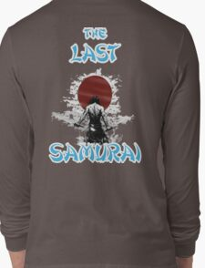 The last sumurai stand design hoodies Long Sleeve T-Shirt