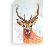 Beautiful Stag Canvas Print