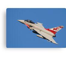 Eurofighter Typhoon ZK315 Canvas Print