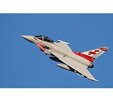 Eurofighter Typhoon ZK315 Photographic Print