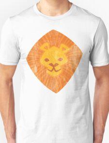 Animal Rainbow: Lion Unisex T-Shirt