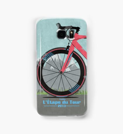 L'Étape du Tour Bike Samsung Galaxy Case/Skin