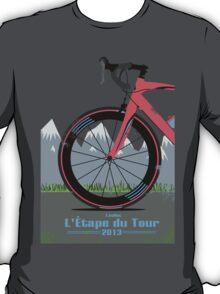 L'Étape du Tour Bike T-Shirt