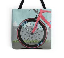 L'Étape du Tour Bike Tote Bag