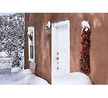 Snowed In Photographic Print