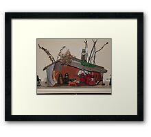 Skaro Christmas 2 Framed Print