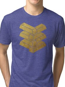 Illusory Tri-blend T-Shirt