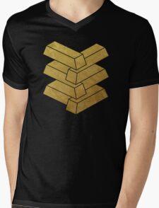 Illusory Mens V-Neck T-Shirt