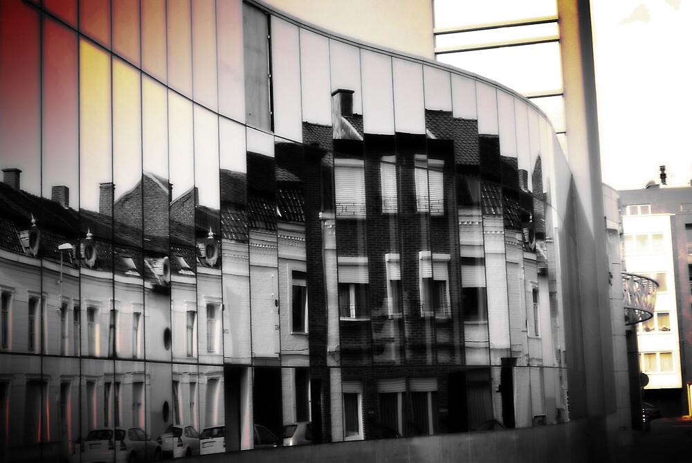 Sunset Mirrors by Drewlar