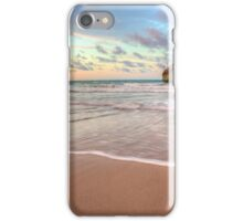Sunrise At The Holden Beach Pier iPhone Case/Skin