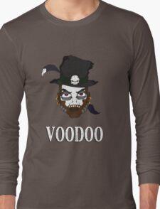 The Voodoo King Long Sleeve T-Shirt