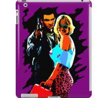 Mr & Mrs Worley iPad Case/Skin