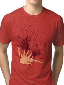Icarus Falls Tri-blend T-Shirt