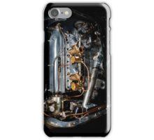 4.5 Litre Bentley Engine iPhone Case/Skin