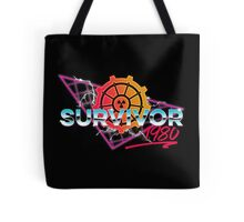 Neon Wasteland Tote Bag