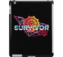 Neon Wasteland iPad Case/Skin