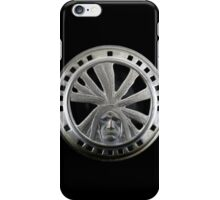 Indian Chief Horn Face iPhone Case/Skin