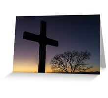 Cross of the Martyrs Greeting Card