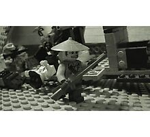 Lego Resistance Fighter Photographic Print