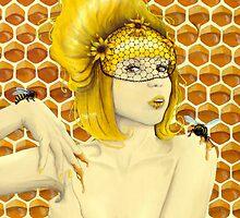 Smoke & Honey ~ The Art of Heather Rose by HeatherRose