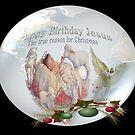 Happy Birthday Jesus by ArtChances
