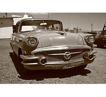Route 66 Classic Car Photographic Print