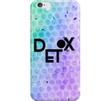 DETOX 3 iPhone Case/Skin