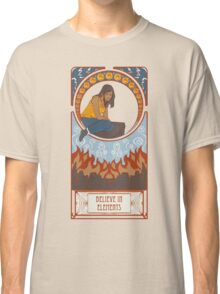 Believe in elements Classic T-Shirt