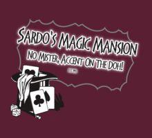 Sardo's Magic Mansion by doctorshaky