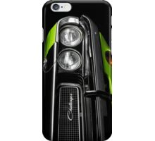 1970 Dodge Challenger T/A 340 Six Pak iPhone Case/Skin