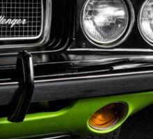 1970 Dodge Challenger T/A 340 Six Pak Sticker