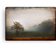 Season Of Mists Canvas Print