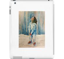 SNOW ! iPad Case/Skin