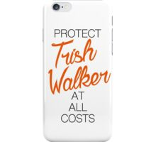 Protect Trish Walker at all costs iPhone Case/Skin