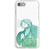 Peaceful mind iPhone Case/Skin