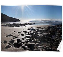 Badger Head - Bass Strait, Tasmania, Australia Poster