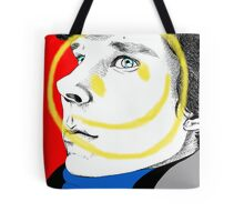 The Smiley Detective Tote Bag