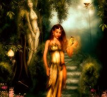 Daughter of Paradise by shutterbug2010