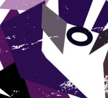 Tali Shards (large) Sticker