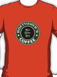 Gale Boetticher's Best Coffee Ever T-Shirt