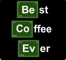 Gale Boetticher's Best Coffee Ever Sticker