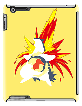 【12900+ views】Pokemon  Cyndaquil>Quilava>Typhlosion by Ruo7in