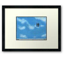 Magritte 95 Framed Print