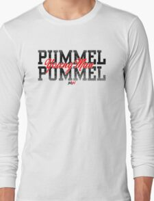 Pummel Young Man Pummel Long Sleeve T-Shirt