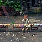The Little Merchant by Zati