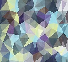 Abstract Geometric Polygon Woods by marmalademoon