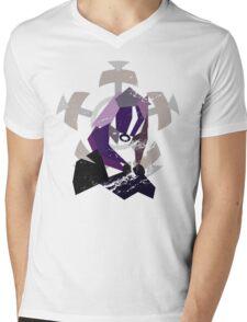Tali Shards (emphasis) Mens V-Neck T-Shirt