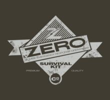 ZERO Hero (on dark) by ACImaging