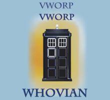 TARDIS Whovian by Pdan4
